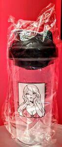 GamerSupps 24oz Waifu Shaker bottle Anime Gaming