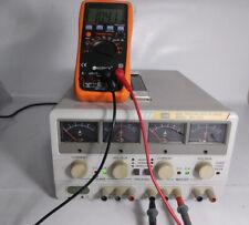 GW INSTEK GPC-1850 DC POWER SUPPLY, DUAL TRACKING 2x 0-18V, 0-5A & 1x 5V [Ori]