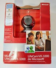 Microsoft LifeCam VX-1000 Web Cam with Built-in Microphone new