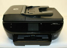 HP Envy 7640 All-in-One Printer with NEW INKS Factory Refurb Brown Box (E4W43A)