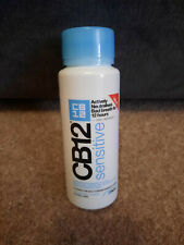 CB12 Whitening Collutorio Sensitive 250ML morbida al mentolo