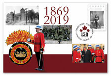 CANADA 2019 PRINCESS LOUISE FUSILIERS COMMEMORATIVE SPECIAL EVENT COVER