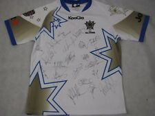 2011 NRL ALLSTARS Jersey Hand Signed   Lockyers Last Year