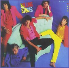 ROLLING STONES - DIRTY WORK  -  CD NUOVO