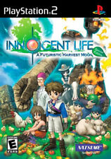 Innocent Life: A Futuristic Harvest Moon Special Edition PS2 New Playstation 2