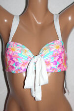 *Coco Reef Tropical Convertible Five Way Bikini Swimwear Top 32/34 C Cup #R15