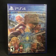 Star Ocean: Integrity and Faithlessness (Day One Edition) (PlayStation 4, 2016)