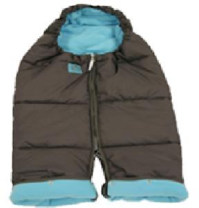 Red Castle Baby Winter Warming Suit- Mini Combi Zip - Blue