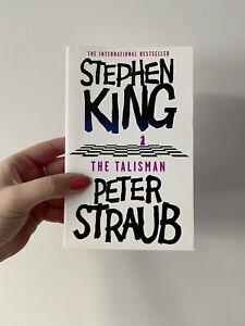The Talisman - Stephen King / Paperback **GC Rainbow Hodder 2007!!**