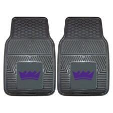 "Fan Mats NBA - Sacramento Kings 2-pc Vinyl Car Mats 17""x27"" 9398"