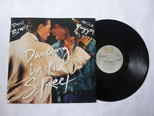 "DAVID BOWIE ~ DANCING IN THE STREET ~ CLASSIC 1985 UK ROCK/POP 12"" VINYL SINGLE"
