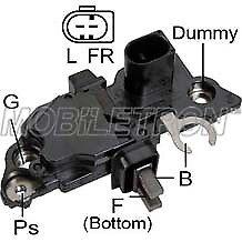 12V Regulator To Fit Bosch Alternators Vw Volkswagen Audi Seat Skoda Mob Vr-B254