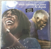 Randy Crawford & Joe Sample......No Regrets - Sealed Vinyl Album