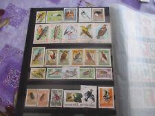 Hongrie lot de 27 timbres oblitérés tous états voir photos REFa3