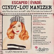 the Balm CINDY LOU MANIZER Highlighter & Shimmer for Eyes Cheeks Face AUTHENTIC
