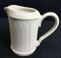 "Homer Laughlin Gothic Mini Individual Creamer 2 7/8"" Restaurant Ware Made In USA"