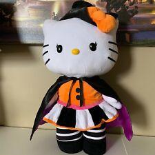 Sanrio Hello Kitty Jumbo Halloween Standing Plush - 23 inches tall - 2016
