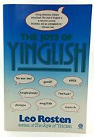 The Joys of Yinglish by Rosten, Leo Calvin Paperback / softback Book The Fast