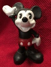 VINTAGE DISNEY MICKEY MOUSE CAST IRON COIN BANK