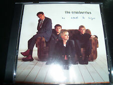 The Cranberries No Need To Argue Australian CD