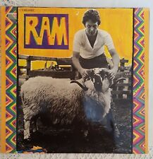 RAM-by Paul and Linda Mc CARTNEY
