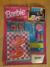 "Barbie ""Picnic Set"" 1992 (Mattel #7297) BRAND NEW!!"