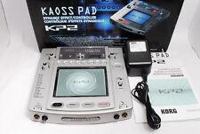 **Exc++** KORG Kaoss Pad kp-2 w/Original Box, Manual, AC100V adapter #732