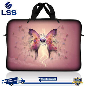 Laptop Sleeve 15.6 Neoprene Bag Case 15 15.4 15.6 Acer DELL HP Macbook Wings
