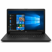 HP Notebook 17 Zoll HD+ Dual Core 2x 2,6GHz 4GB 1TB Win10 / Office 2018