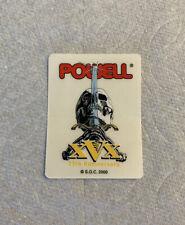New listing Vintage skateboard sticker Powell santa cruz roskopp NOS Natas deck Jason Alva