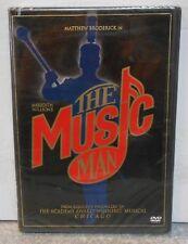The Music Man (DVD, 2003) RARE DISNEY MUSICAL BRAND NEW W BUENA STAMP