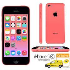 Apple iPhone 5c 16go 16GB Smartphone DÉBLOQUÉ Téléphones Mobile -  Rose Color FR