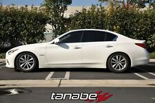 """Tanabe JDM NF210 Lowering Springs For Infiniti 2014-2015 Q50 RWD 1.0""""/0.6"""""""