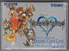 Kingdom Hearts Card Game Starter Deck Part 1 Sealed Japanese