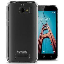 For Coolpad Defiant Case Hard Back TPU Bumper Slim Phone Cover