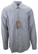 Gucci 353360 Classic Sz15.5 Stripe Cotton Dress Shirt Button Down Shirt (NWT)