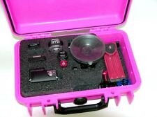 OEM Pink Pelican ™ 1170 case fits GoPro Hero6 5 4 3+ 3 2 Camera +Free Wrench