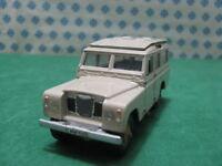 Vintage  -  LAND ROVER 109     - 1/43  Solido  Ref. 56