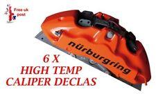 NURBURGRING Brake Caliper Decal   sticker