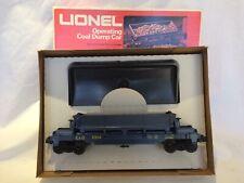 Lionel 1973 C & O Coal Dump Car #9304 MINT
