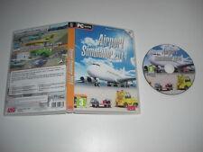 Airport Simulator 2014 PC CD Rom Sim-envoi rapide