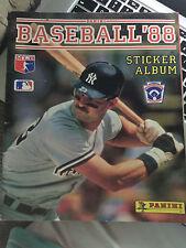 1988 PANINI  Edition Baseball Sticker Yearbook - Don Mattingly  NEW / UNUSED