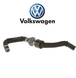 For Volkswagen Passat 1.8 L4 2003-2005 Breather Hose w/ Chack Valve Genuine