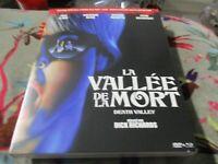 """COFFRET BLU-RAY NEUF """"LA VALLEE DE LA MORT"""" Paul LE MAT, Catherine HICKS horreur"""