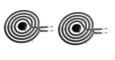 "(2) 6"" Burner Elements for Whirlpool 786186 8053266 865691"