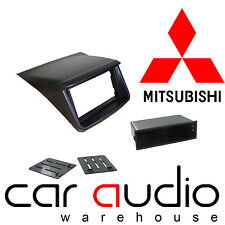 Connects2 CT23MT12 Mitsubishi L200 2006 On Car Stereo Double Din Facia Panel Kit