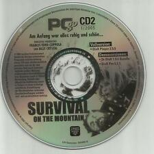 Survival on the Mountain / PcGo-Edition 01/05 / DVD - ohne Cover