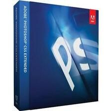 Brand New Adobe Photoshop CS5 v.12.0 - Upgrade for Mac