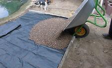 Unkrautschutz 0,61 €/m² Unkrautfolie Bodengewebe Mulchfolie Bodenabdeckung