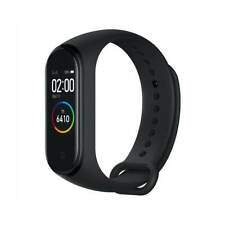 "Xiaomi MI Smart Band Series 4 Global Version - 0.95"" AMOLED Display 5 ATM Black"